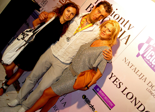 Fashion TV party