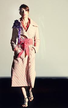 Българската мода в Рим: елегантна провокация и перфектен стилBulgarian fashion in Rome: elegant provocation and perfect style
