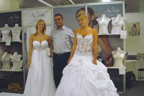 15980a3580cd My Lady with a special collection for Bridal fashion boutique