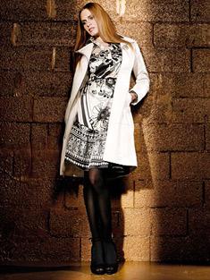 "Model of ""Nicowa"", autumn-winter 2008-2009"