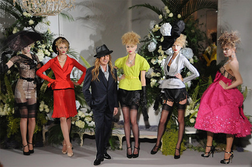 Cristian Dior's Presenting on Paris Fashion Week Haute Couture