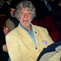 Nikola Manev at the concert of Lili Ivanova in Olympia Hall