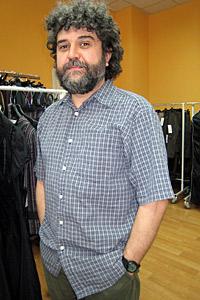 "Niki Buzov – chief designer of ""MARKAM FASHION"""
