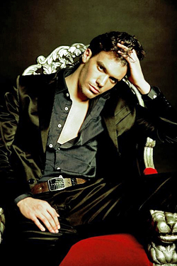 Martin Martinov Is Mr World Bulgaria 2009