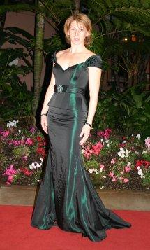 Once again Bulgarian dress at the Oscars