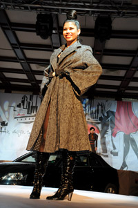 "The proposals of ""Roshavata garga and team"" for season autumn-winter 2008/2009"