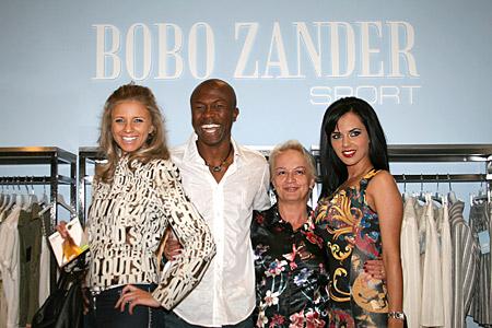 Bobo Zander sport