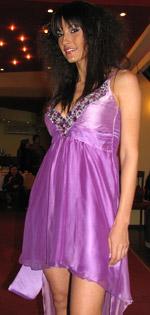 Колекция абитуриентски и бутикови облекла Leticia by Charlino 2008