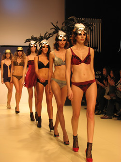 Castilla y Leon fashion week