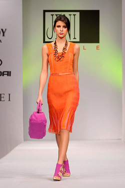 Spring-Summer 2009 trends - orange