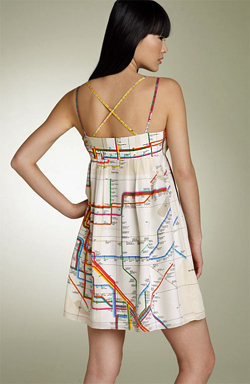 Dress-map from Francis