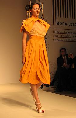 Model of Maria Lafuente