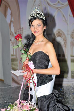 Miss Bulgaria Universe 2009 Elitsa Lyubenova left for Bahamian islands