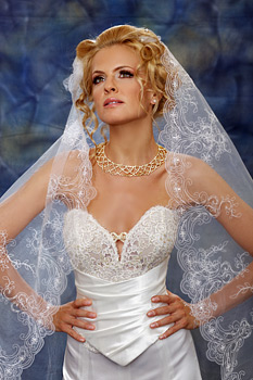 "Bridal collection fall-winter 2009/2010 by ""Odeta"" Fashion ..."