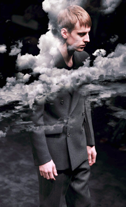 PRADA's Lookbook for autumn-winter 2009-2010