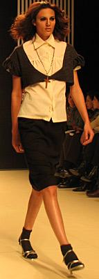 Model of Susana Escribano