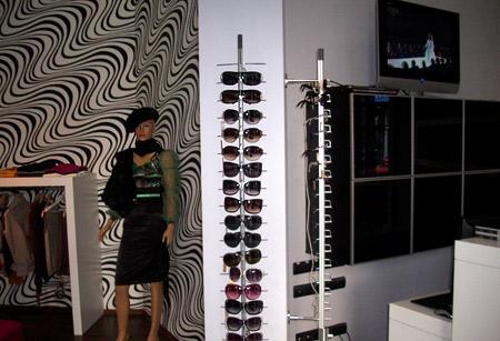 Virginia Zdravkova presents pret-a-porter collection in new own shop