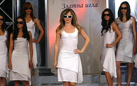 Models of KWIAT – The first Bulgarian sunglasses