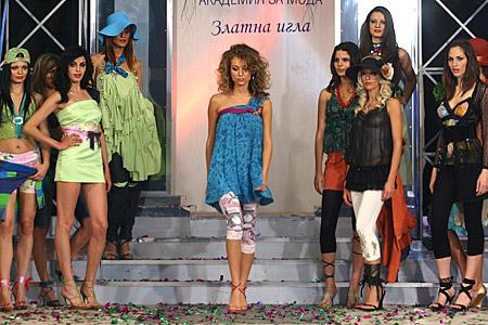 Albena Aleksandrova's models