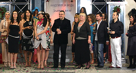 The new winners of Golden needle 2006