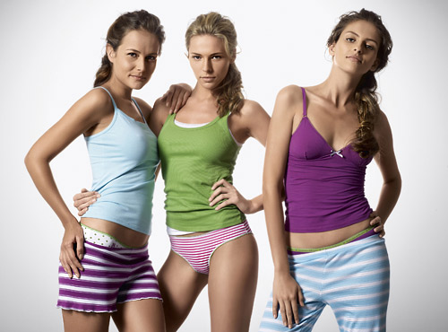 Undercolors of BENETTON Spring/Summer 2010 Collection