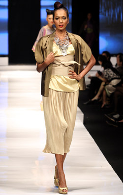 Jakarta Fashion Week 2009/10 - The ultimate fashion week in Indonesia is back