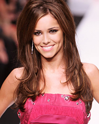Cheryl Cole Voted