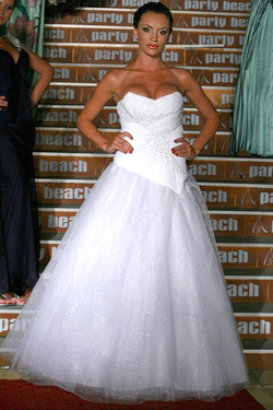 Formal and wedding dresses of Fortuna Style 75