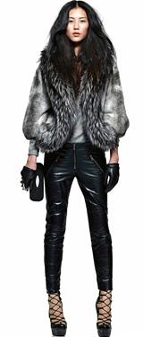 Alexander McQueen's Pre-Fall 2010 Collection