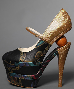 Which are the highest heels in the world