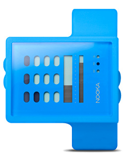 Nooka - watches from the future!