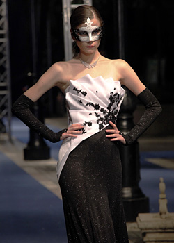 Collection of fashion house Odeta for Fall-Winter 2010/2011