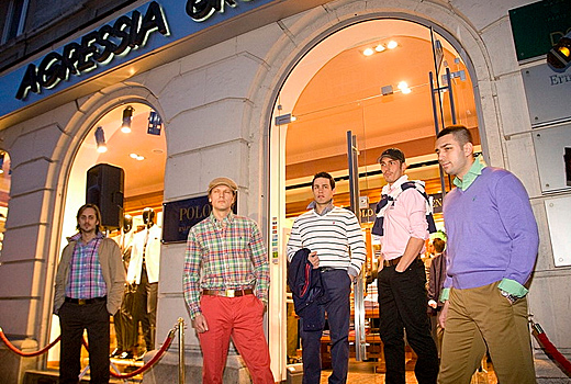 Polo Ralph Lauren opened the first boutique of the brand in Bulgaria.