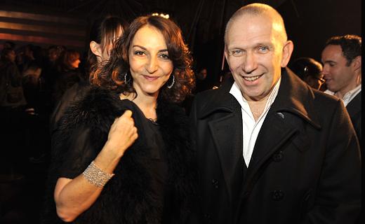 Соня Рикиел представя модна линия за H&M в Париж