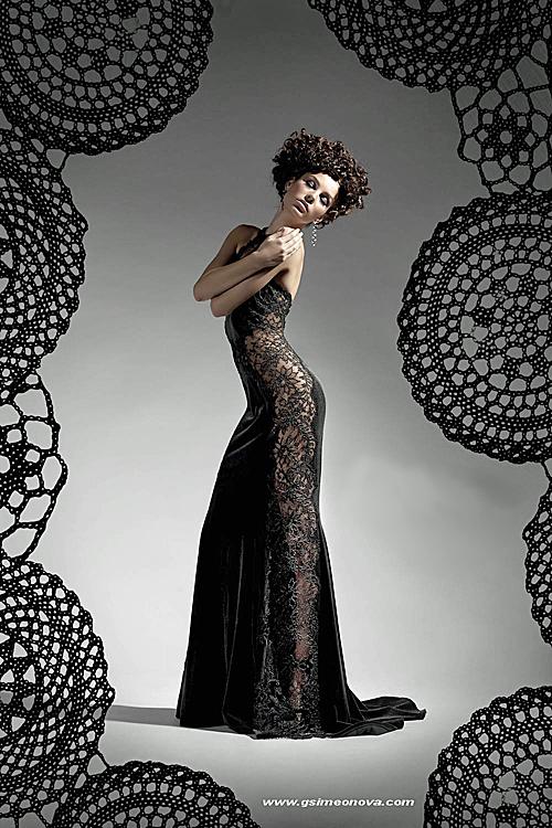 Collection 2010 of Atelier Simon مدل لباس دخترانه و لباس شب دامن زنونه . لباس مجلسی . لباس عروس . fashion 2010