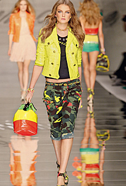 Fashion trends Spring-Summer 2010