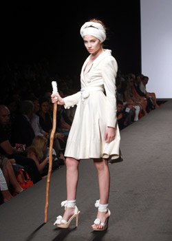 Alta Roma fashion week Fall/Winter 2011