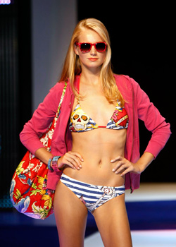 Trends in swimsuits for the season Spring