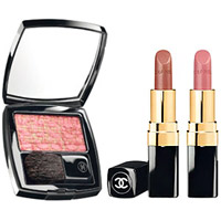 Chanel's new Christmas collection make-up
