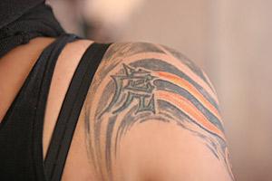 The Tiger - preferred tattoo