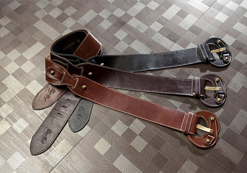 Leather Belts - part of the must-have accessories this winter