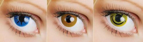 The colour lens