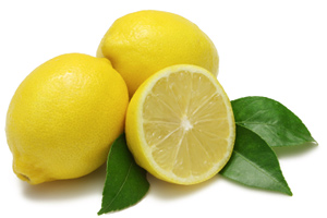 Lemons - the best organism cleaning agent