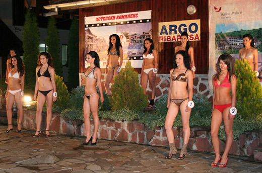 Simona Konova from Troyan is the new Miss Argo – Ribaritsa 2010