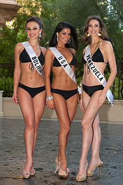 Miss Universe 2010 – Live from Las Vegas