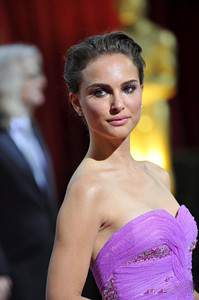 Natalie Portman is the new face of Parfums Christian Dior