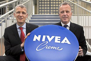 NIVEA don't stop changing