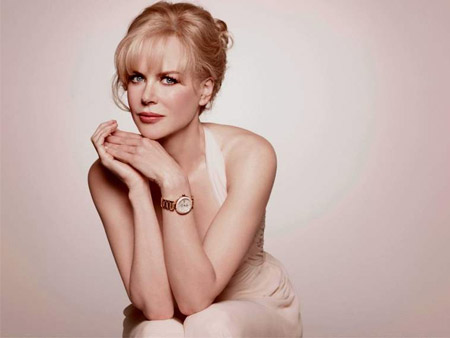 Omega launches Ladymatic watch