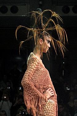 Haute coiffure fran aise took place in paris for Salon haute coiffure paris