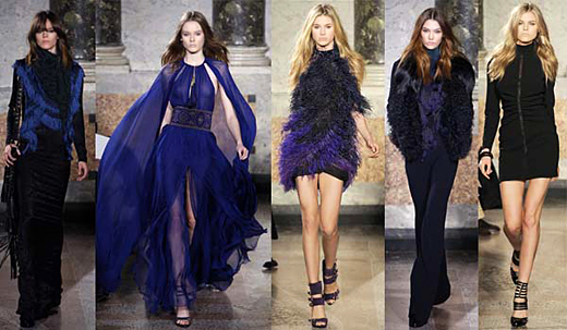 Sex appeal and bohemian charm with the Fall-Winter 2010 ...